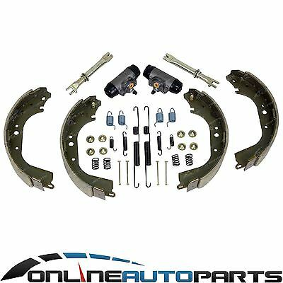 Rear Brake Shoes Wheel Cylinders Major Kit Landcruiser BJ73 BJ74 4/1984 On