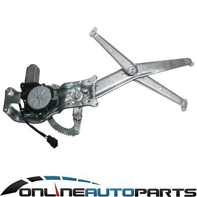 Front Left Electric Power Window Regulator with Motor Commodore VN VP VQ VR VS