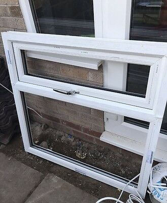 UPVC White Window