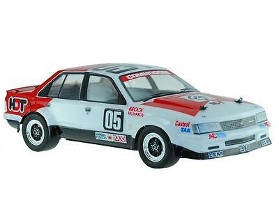Nitro 4WD RC Car 1/10 Peter Brock VC Commodore Belt Drive 2speed G/Box
