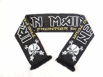 Iron Maiden The Final Frontier Tour Concert Scarf