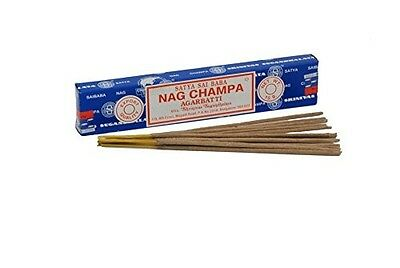 1 BOX  NAG CHAMPA 15 gr Genuine INCENSE *FAST SHIPPING*Hight Quality*