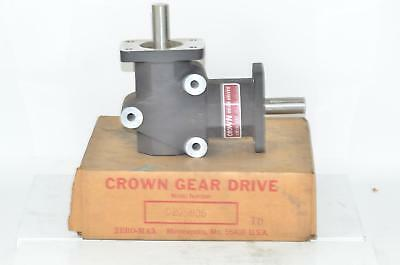 Crown C205806 Gearbox 3/4 3 Way 2 to 1 Gear Drive 205806