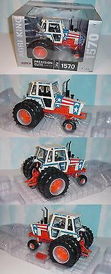 1/16 Precision Elite Series 2 Case 1570 Spirit Chase Unit Tractor NIB! Great Buy