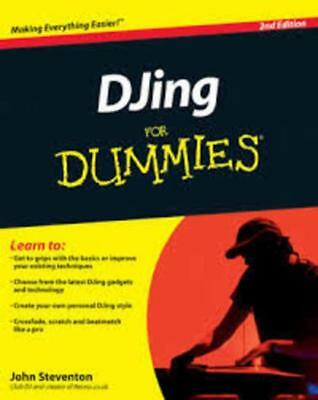 Djing For Dummies 2Nd Edition