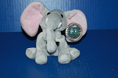 Coca Cola International Bean Bag Plush Collection Clomp the Elephant Kenya