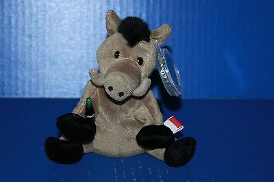 Coca Cola International Bean Bag Plush Collection Lors the Wild Boar Italy