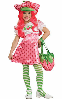 WHOLESALE LOT OF 6 | Licensed Strawberry Shortcake Girls Dresses Costume