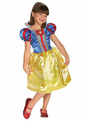 WHOLESALE LOT OF 6 | Disney Princess Licensed Snow White Girls Dresses Costume