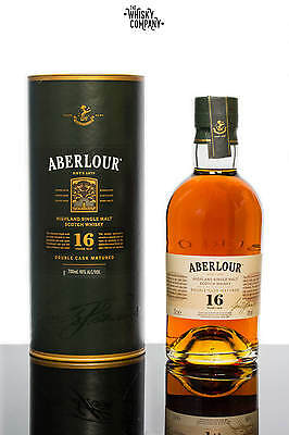 Aberlour Aged 16 Years Highland Single Malt Scotch Whisky