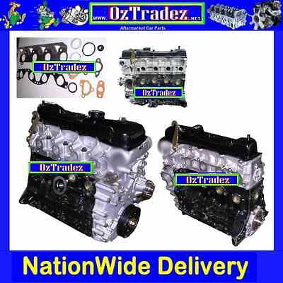Toyota 2RZ-FE Hiace Hilux BRAND NEW Crate Engine Motor