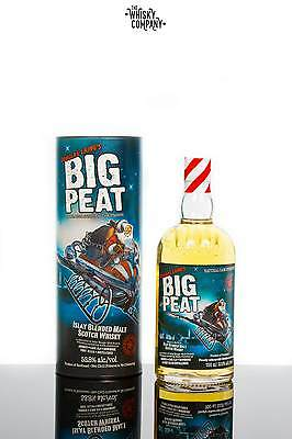 Douglas Laing's Big Peat Cask Strength Islay Blended Malt Scotch Whisky
