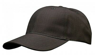 PROPPER 6 Panel US Baseball Cap Army Mütze Tarnmütze Sheriff Brown