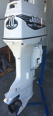 70 HP Johnson/Evinrude outboard Motor 2000 Model (Will Freight Interstate)