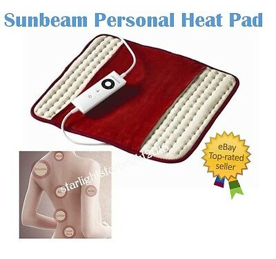 Electric Heated Warming Pad Heating Mat Pad Arthritis Joint Pain Relief Back