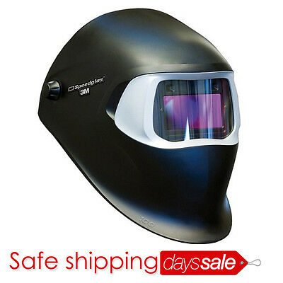 [Brandnew] 3M Speedglas 100 Black Auto Darkening Filter 100V Welding Helmet