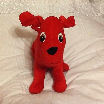 """14"""" x 14"""" CLIFFORD THE BIG RED DOG"""