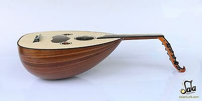 Turkish Quality Walnut String Instrument Oud Ud AO-107M
