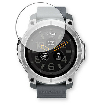 DISAGU Mirror screen protector for Nixon The Mission