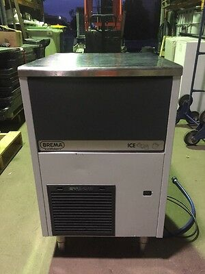 Brema CB416A-Q Stainless Steel Ice Maker Commercial Under Counter Ice Machine