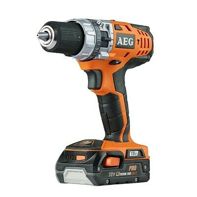 AEG 18V Compact Hammer Drill Driver Skin Only BRAND NEW