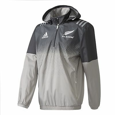 NEW All Blacks 2017 Men's All Weather Jacket by adidas