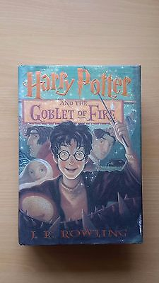 Harry Potter 4 and the Goblet of Fire US-amerikanisch englisch Feuerkelch