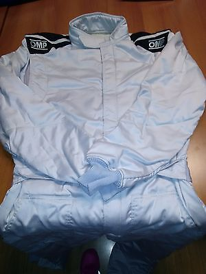 Tuta Omp First-S  Tg 52 - Anno 2017- Racing Suit Overall Fia