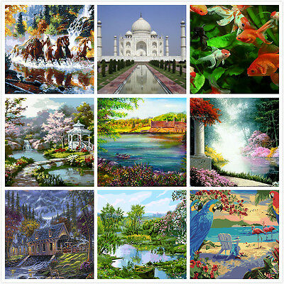 DIY Painting By Number Kit Canvas 40*50cm S3 AU STOCK 81678218 HOME DECOR