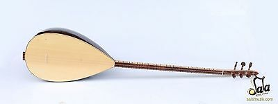Turkish Professional Long Neck Juniper Baglama Saz For Sale HSSL-105