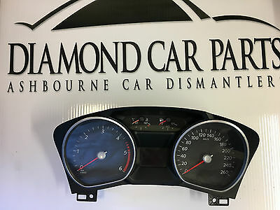 2008 Ford Mondeo Diesel Instrument Cluster 8M2T-10849-Cb