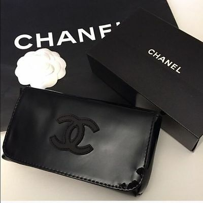 Chanel Beauty Makeup Glossy Waist Pouch Bag Vip Gift