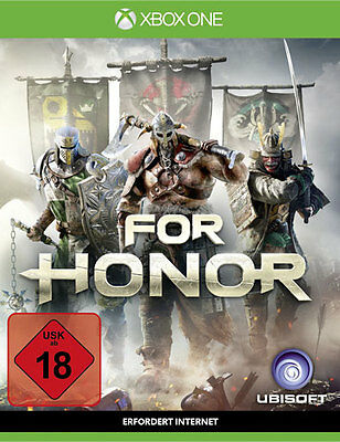 Xbox One Spiel For Honor NEUWARE
