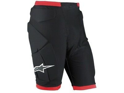 Alpinestars Comp Pro Short Safety Trousers Snowboard Ski Motorcycle Downhill