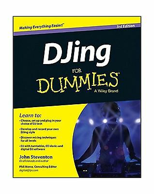 DJing For Dummies - Book