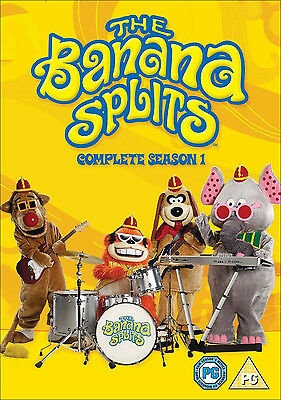 The Banana Splits - Complete Season 1 DVD *BRAND NEW*