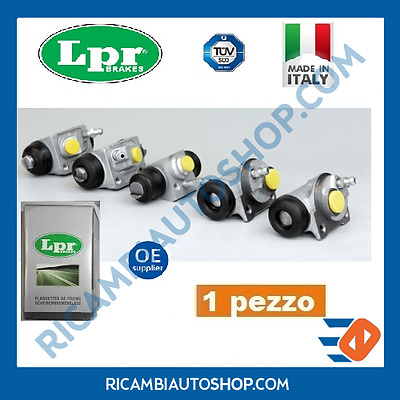 Cilindretto Freno Posteriore Lpr Rover Mini 1000