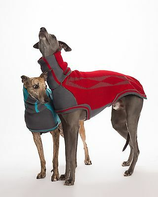 Knitted Sweater/Coat/Jumper for Greyhounds, Whippets & Lurchers