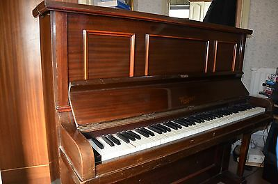 piano  upright overstrung piano by Wagner