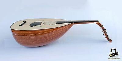 Turkish Professional Mahogany String Instrument Oud Ud HSO-101