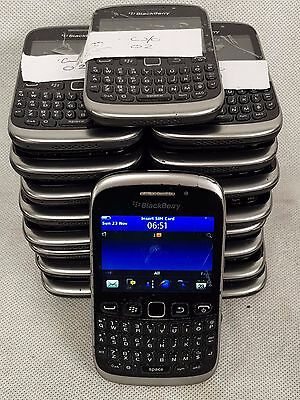 JOB LOT 18 x Blackberry Curve 9320 in Mobile Phones on O2 WIFI Bluetooth GPS!!