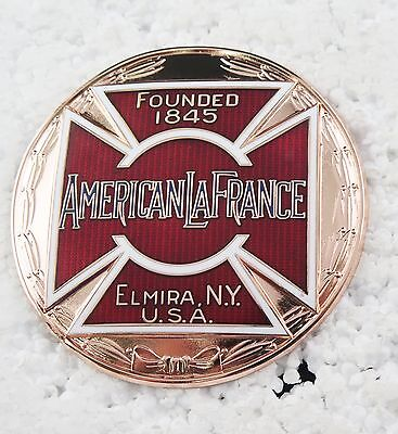 American-LaFrance Radiator Emblem (Reproduction)