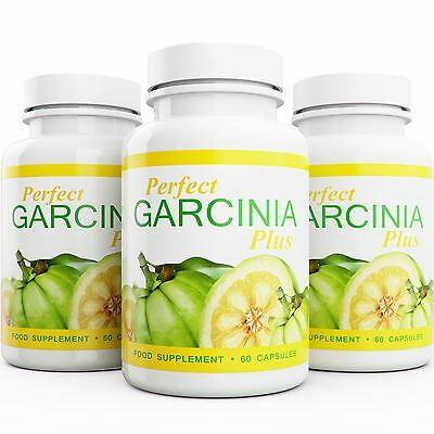 180 Garcinia Cambogia Wholefruit Extract 3 Month Supply Weight Loss Diet Pills