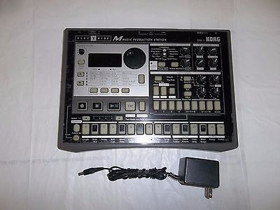 Korg Em-1 Electribe Music Production Station Synthesizer Drum Machine Rhythm