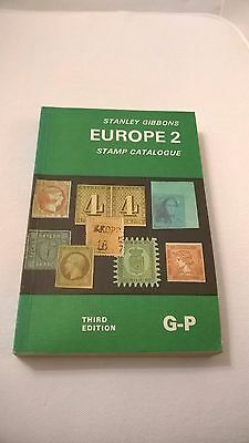 Europe 2 -  Stamp Catalogue G-P - Stanley Gibbons