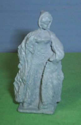 Toy Soldiers American Civil War Southern Woman 54 Mm