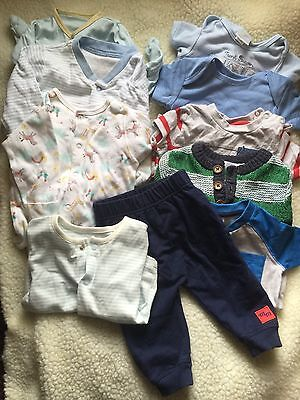 Pre-owned/3-6 Month/ Boys Clothes Bundle B2