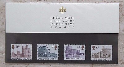 1992 - Royal Mail Mint - High Value Stamps Collection -  ALL Mint