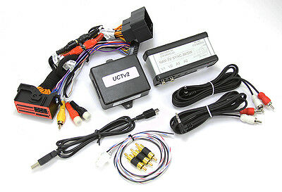 UCTv2  - Audio and Video Interface for Chrysler/300 2015