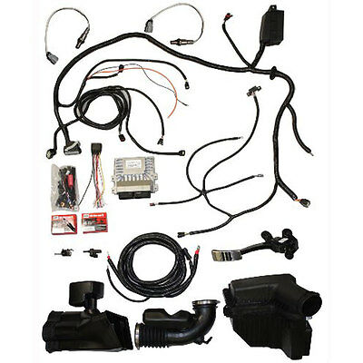 Ford Racing M-6017-504V Control Pack 4V 5.0L Coyote 2015-2016